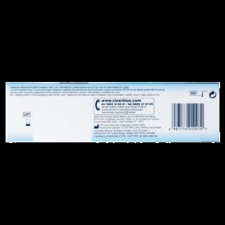 Clearblue Advanced Digital Ovulation Test Kit 10 Tests