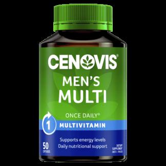 Cenovis Men's Multi 50 Capsules