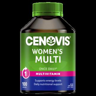 Cenovis Women's Multi 100 Capsules
