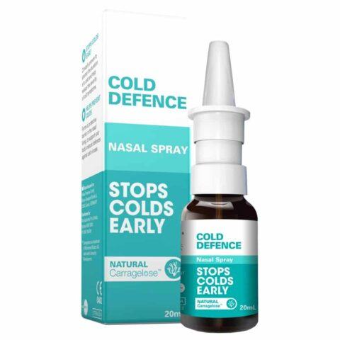 Mundicare Cold Defence Nasal Spray 20mL