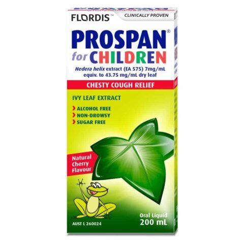 Prospan for Children Chesty Cough Relief 200mL Oral Liquid