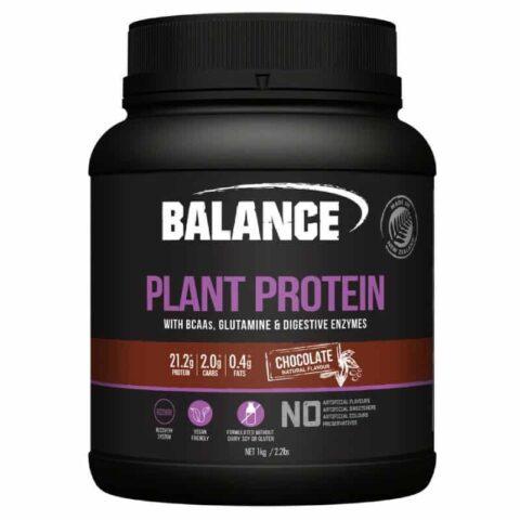 Balance Plant Protein 1KG - Chocolate Flavour