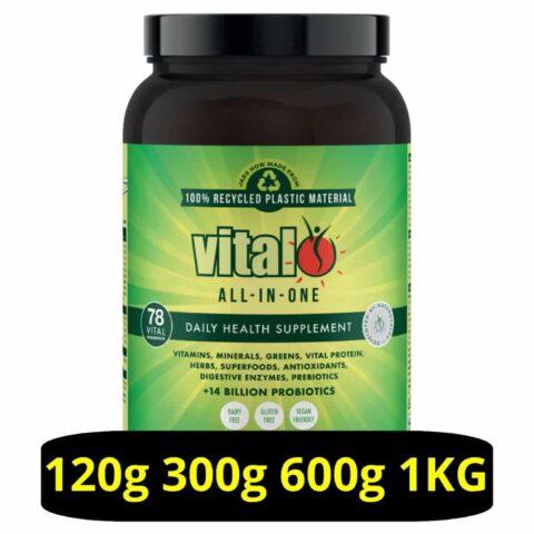 Vital All-In-One (Vital Greens) Powder