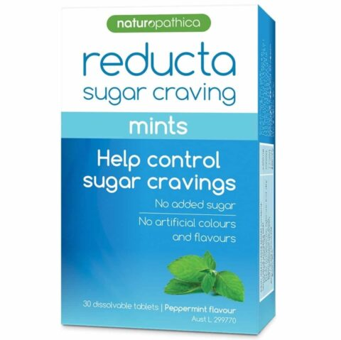 Naturopathica Reducta Sugar Craving Mints 30 Pack