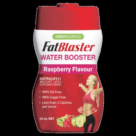 FatBlaster Water Booster 48mL - Raspberry Flavour