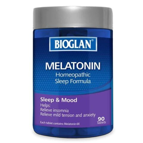 Bioglan Melatonin Sleep Formula 90 Tablets