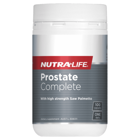 Nutra-Life Prostate Complete 100 Capsules