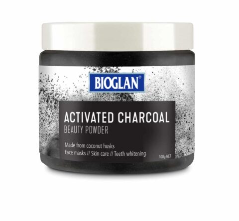 Bioglan Activated Charcoal Beauty Powder 100g
