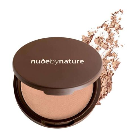 Nude By Nature Natural Pressed Mineral Cover Foundation 10g