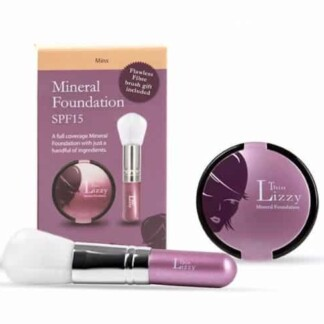 Nude By Nature Natural Mineral Foundation 10g With Free Brush