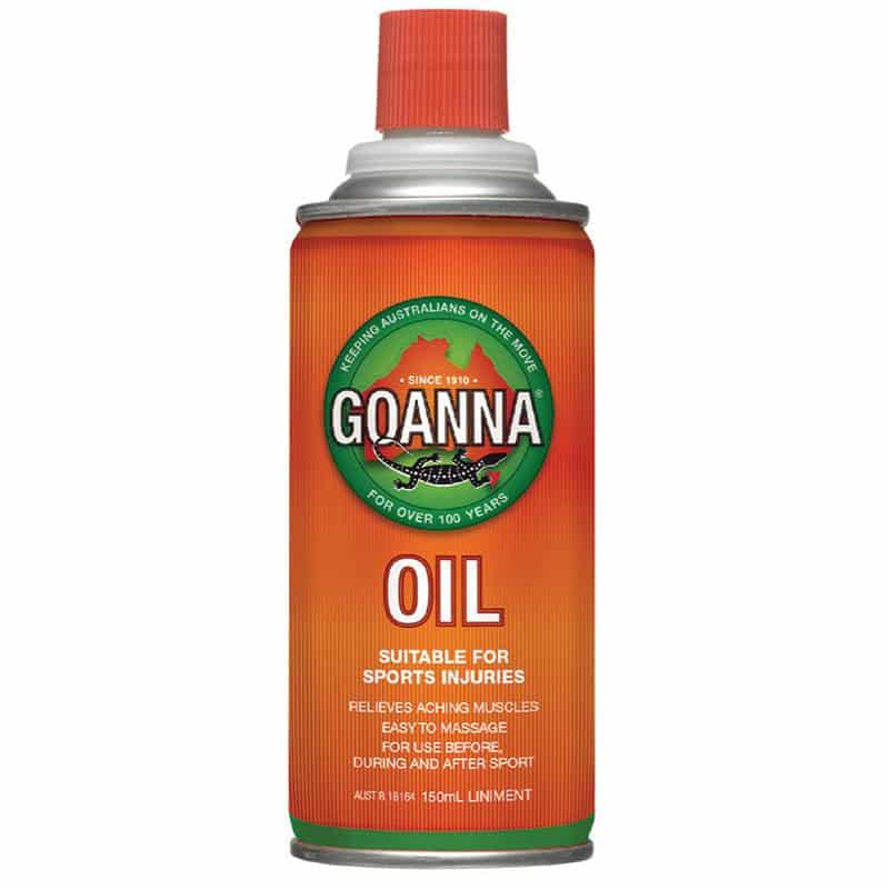 Goanna Oil 150mL Liniment