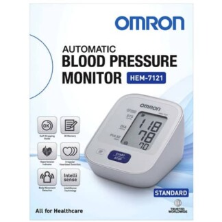 Omron HEM-7121 Standard Upper-Arm Blood Pressure Monitor