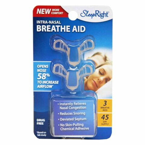 SleepRight Intra-Nasal Breathe Aid 3pk (45 Day Supply)