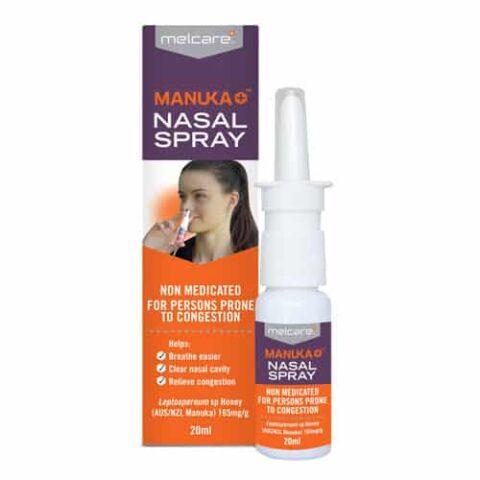 Melcare Manuka Nasal Spray 20mL