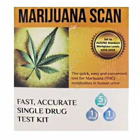 Marijuana Scan Single Drug Test Kit