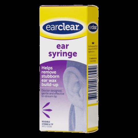 EarClear Ear Syringe
