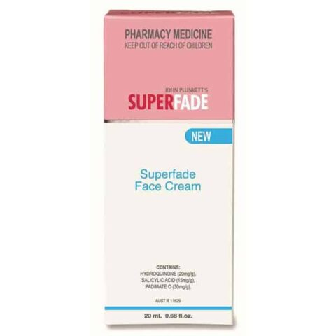 John Plunkett's Superfade Face Cream 20mL