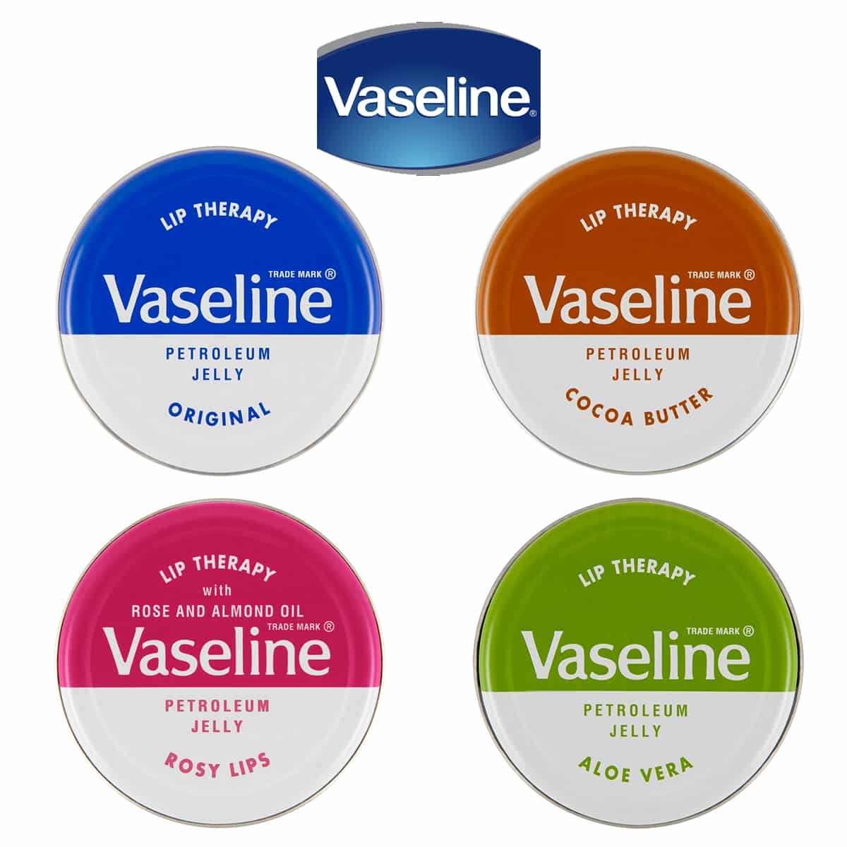 Vaseline Lip Therapy 20g Discount Chemist