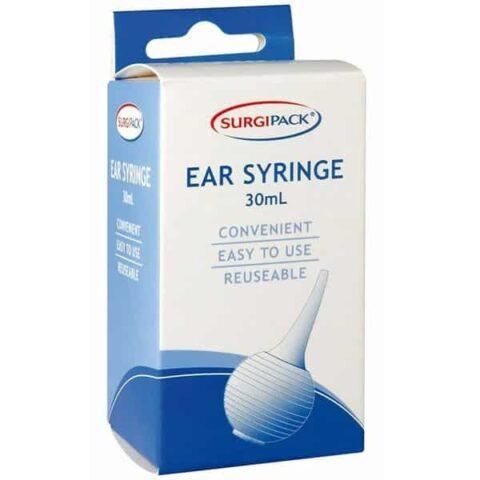 Surgipack Ear Syringe 30mL