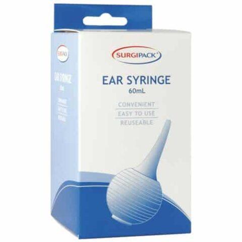 Surgipack Ear Syringe 60mL