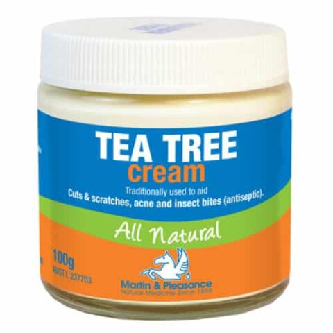 Martin & Pleasance Tea Tree Cream 100g