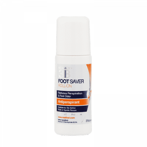 Neat 3B Foot Saver Roll-On Antiperspirant 60mL