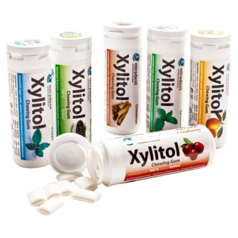 Miradent Xylitol Chewing Gum 30 Pieces