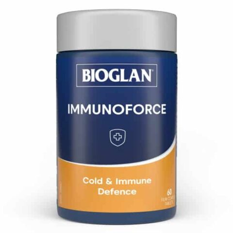 Bioglan Immunoforce 60 Tablets