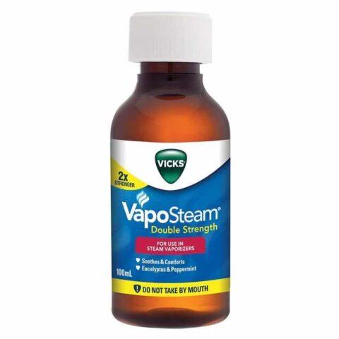 Vicks VapoSteam Double Strength 100mL Inhalant