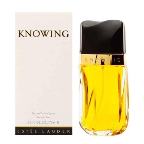 Knowing by Estée Lauder Eau de Parfum 75mL Spray
