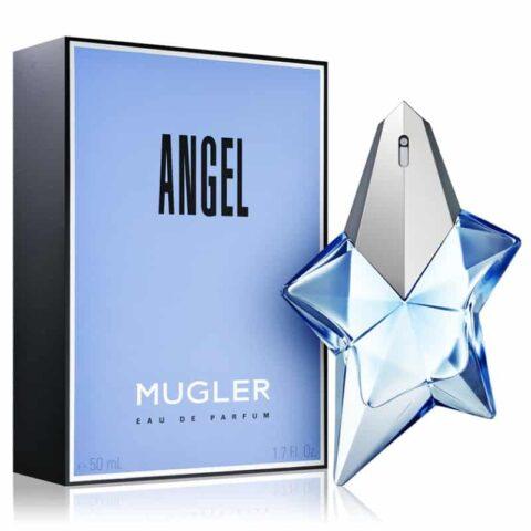 ANGEL by Thierry Mugler Eau de Parfum 50mL Spray (Non-Refillable)